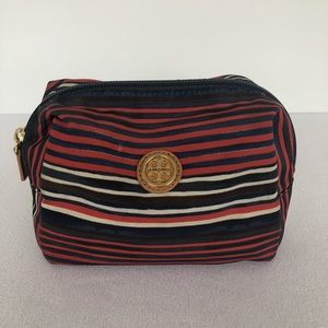 Used Tory Burch makeup case